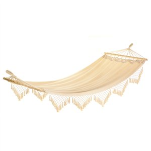 Cape Cod Canvas Hammock 260 lb. capacity