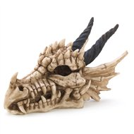 Horned Dragon Skull Treasure Box