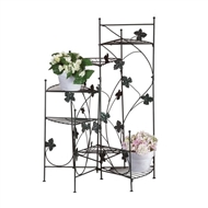 Ivy Design 6-shelf Metal Staircase Plant Stand