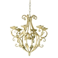 Royalty's Taper Candle Chandelier