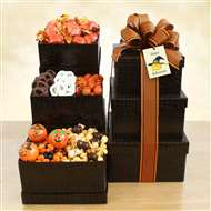 Happy Halloween Gift Tower of Sweets