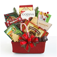 Seasons Snackings Gift Basket