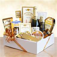 Sparkling California & Artisanal Delights Gift Box