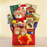 Beary Happy Birthday Gift Set