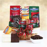 Ghirardelli Holiday Dream Gift Basket