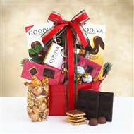 Godiva Holiday Gift Tin