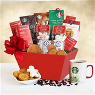 A Starbucks Christmas Morning Gift Set