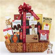 Peace, Prayer & Blessings Sympathy Gift Basket