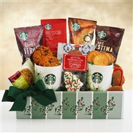 Starbucks Holly Jolly Gift Set