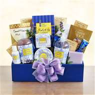Lavender Scent Relaxation Spa Gift