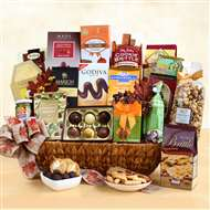 Grand Gathering Autumn Gift Basket