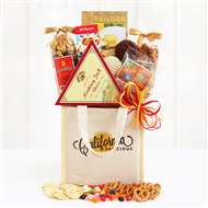 Taste of California Gourmet Goodies Gift Tote