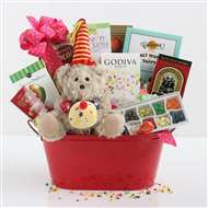 Happy Birthday Bear Hugs Gift Set