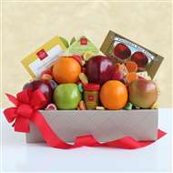 California Fruit and Cheese Gift Box