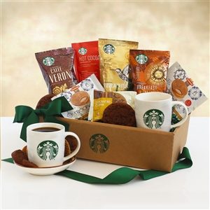 Classic Starbucks Coffee Cocoa Gift Set