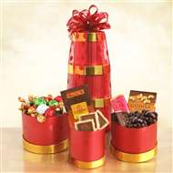 Godiva Glory Holiday Gift Tower