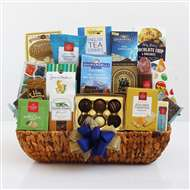 Office Delights Sweet & Savory Gift Basket