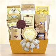 Say Thanks a Million! Snack Gift Baskets