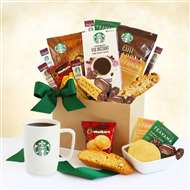 Give Thanks with Starbucks Coffee & Cookies Gift