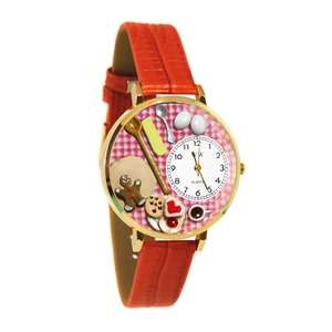 Baking Watch in Gold (Large)