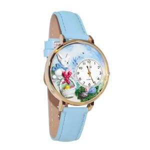 Easter Eggs Watch in Gold (Large)