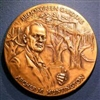 Brookgreen Garden Medal by Antonios