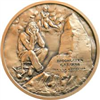 Brookgreen Garden Medal by Sheppard