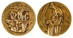 Brookgreen Garden Medal by Wein