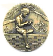Brookgreen Garden Medal by Parks