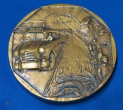 Brookgreen Garden Medal by Jackson