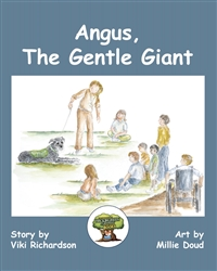 Angus, The Gentle Giant book