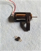 7mm Brushed tail motor for MCPX helicopter 0.8mm shaft