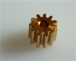 1.5mm Pinion gear 0.4M 11T for 130X