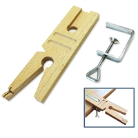 Multi Use Bench Pin & Clamp