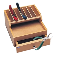 Plier wood rack Organizer