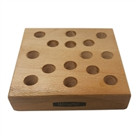 Wood Stand for Punches and Stamps</BR>Large