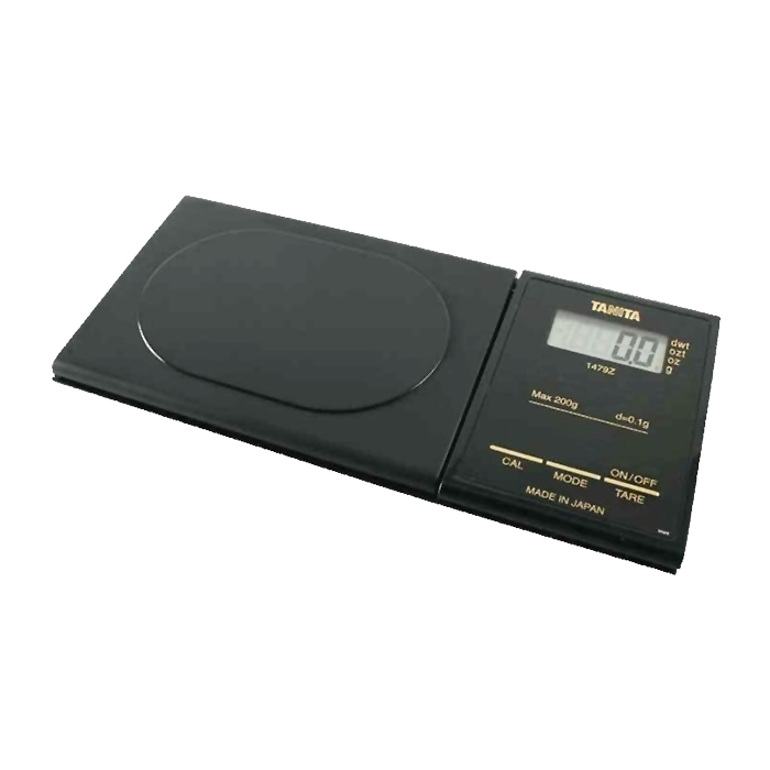 Tanita Pocket Digital Scale 1479z 200 Gram