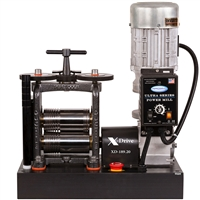 PEPETOOLS ELECTRIC ROLLING MILL</BR>130 mm Combination</br>Mill Model XD189.00‐120V