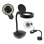 LED MAGNIFYING LAMP 2.5X & 4.5X