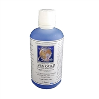 "EARTHCOATâ""¢ GOLD PLATING SOLUTION Cyanide Free - 24K Plating Solution"