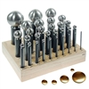 PUNCH DAPPING SET   30 Pcs Pepetools
