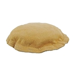 LEATHER SANDBAG  Round  12�  -Sold Empty-