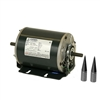 "DOUBLE SPINDLE POLISHING MOTOR 1/2"" Straight-Shaft Motor, 1/2HP"