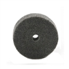 "SATIN FINISH BUFF WHEEL - 3"" X 3/4"" <br/> FOR JEWELERS AND WATCHMAKERS"