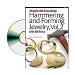Metalsmith Essentials: Hammering and Forming Jewelry VOL 2  DVD   With Bill Fretz