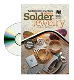 Metalsmith Essentials: How To Solder Jewelry  DVD  By Lexi Erickson