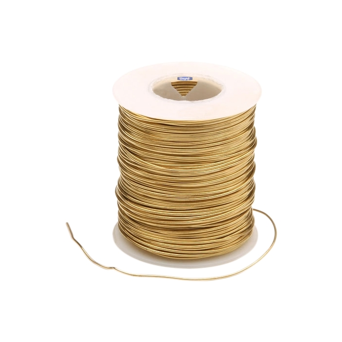 GOLD PLATED WIRE 14 Gauge\