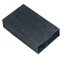 "Soft Charcoal Soldering Block</BR>5-1/2"" x 2-3/4"" x 1-1/4"
