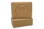 vegan soap for sensitive skin with rhassoul clay