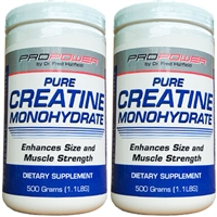 Creatine 500 - Special Offer